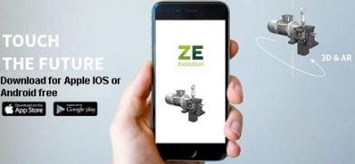 ZIMM  ZE Evolution app, laat u inspireren
